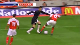 The Game That C.Ronaldo Showed The World He's Gonna Be The Best