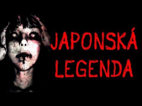 Červená Pastelka (JAPONSKÁ LEGENDA) | Creepypasta Týden #3