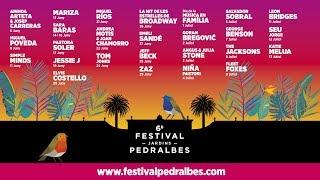 Il Festival di Pedralbes 2018 in rampa di lancio