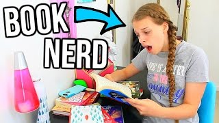 Things Only Book Nerds Understand! Book Nerd Problems! || Chloes Crazy Life