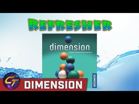 Dimension - Refresher on How to Play // Cosmic Tavern