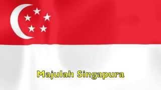 Majulah Singapura - Singapore's National Anthem