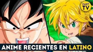 Gambar cover 11 Anime en Español Latino Recientes
