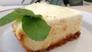 Творожный Чизкейк, Вкусный Домашний  Рецепт | Homemade Cheesecake