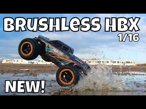 Crazy Little Brushless Truck!