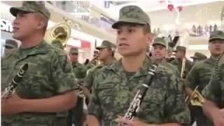 Orquesta Sinfónica de la SEDENA en Zacatecas