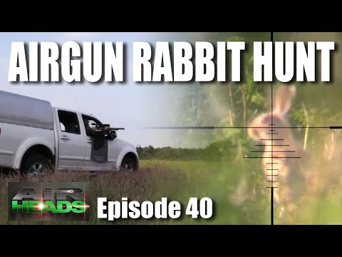 Airgun Rabbit Hunt – AirHeads, episode 40