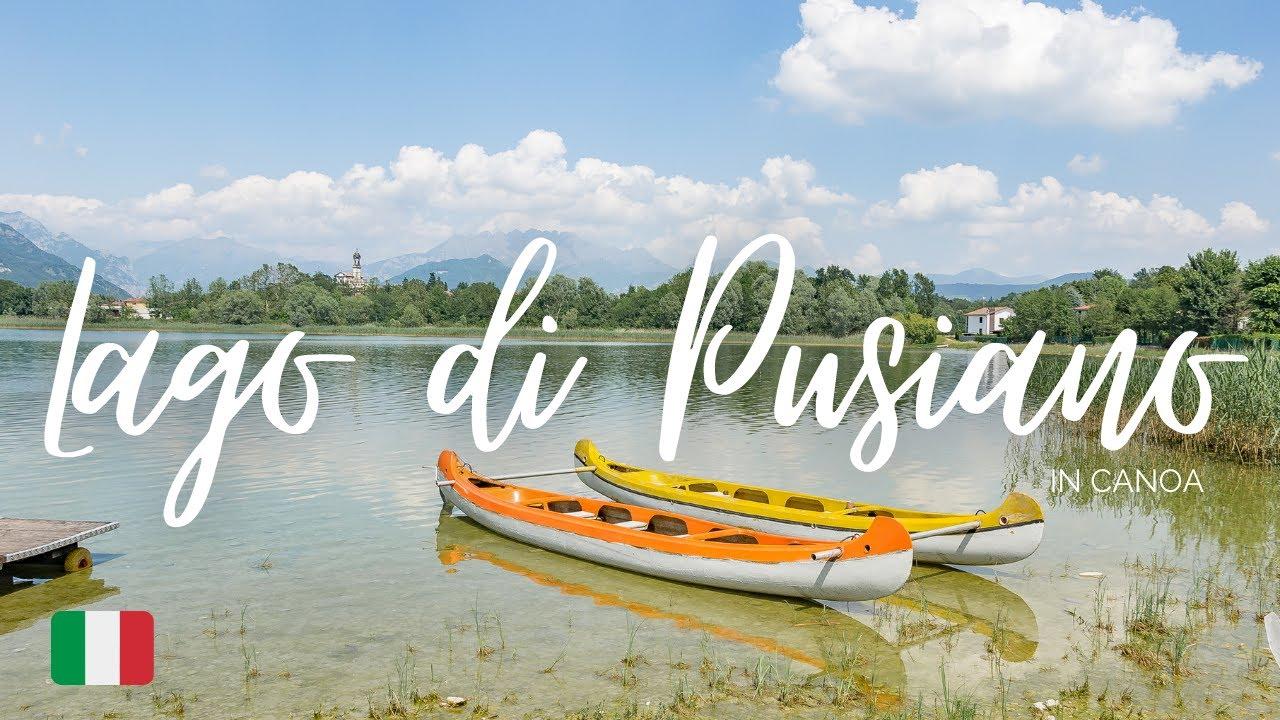 Lago di Pusiano: una giornata in canoa