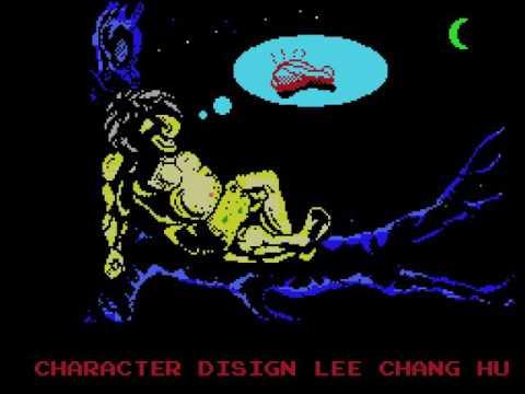 Wonsiin - Sega Master System - ending