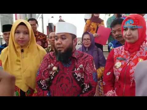 Kerjasama MOU Religius Dan Bahagia Bupati Jember - HDTV Kota Bengkulu