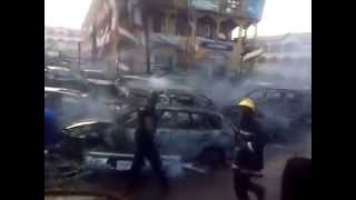 preview picture of video 'Bannex bomb blast, 21 people died in the blast Bannex bomb blast'