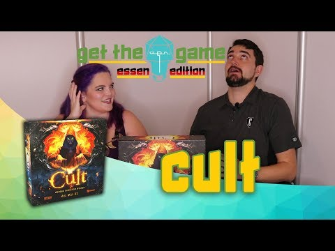 Get the Game - Cult: Choose Your God Wisely