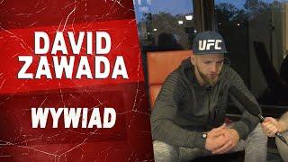 David Zawada o decyzji zamiany KSW na UFC i o walce Materla vs. Askham