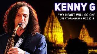 Kenny G Forever In Love Live At Prambanan Jazz Indonesia
