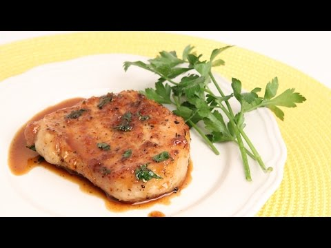 Garlic & Brown Sugar Pork Chops Recipe – Laura Vitale – Laura in the Kitchen Episode 889