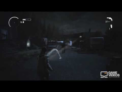 Alan Wake New Explosive Action Trailer