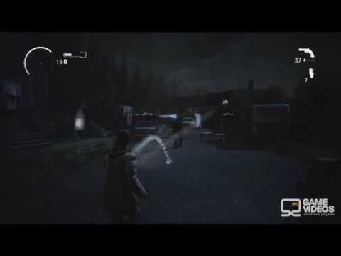Alan Wake New Explosive Action Trailer