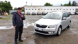 Купили Skoda Octavia A7 2014 с Пробегом 80000!!!