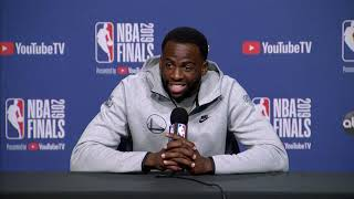 Draymond Green Gives Epic Speech About the Concept of Greatness
