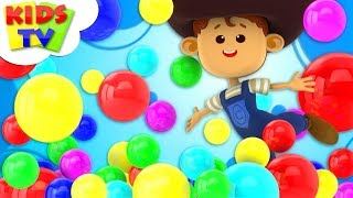 Color Song   Little Eddie   Preschool Learning Videos For Children by Kids Tv