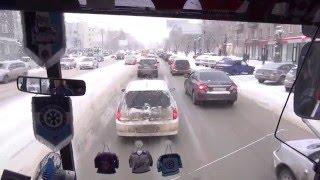 ДТП автобуса с игроками ХК «Адмирал»