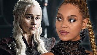 Emilia Clarke Afraid Beyonce Hates Daenerys After Game Of Thrones Finale