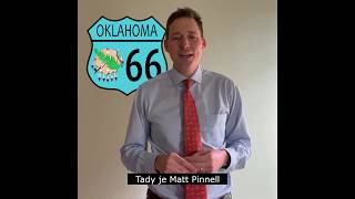 VICEGUVERNÉR PINNELL PŘIJEDE NA FESTIVAL! OKLAHOMA'S LT. GOVERNOR ANNOUNCES VISIT TO THE FESTIVA