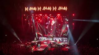 Def Leppard Excitable Dublin 2018