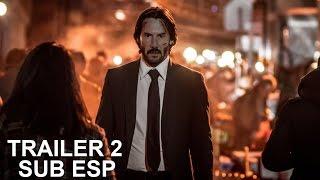 John Wick 2 Un Nuevo Día Para Matar  Trailer 2 Subtitulado Español Latino 2017