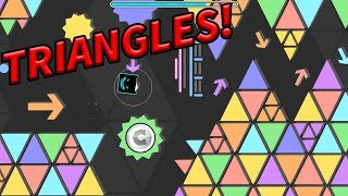 "LEVEL OF TRIANGLES - ""Tri"" by HollowEarth13 