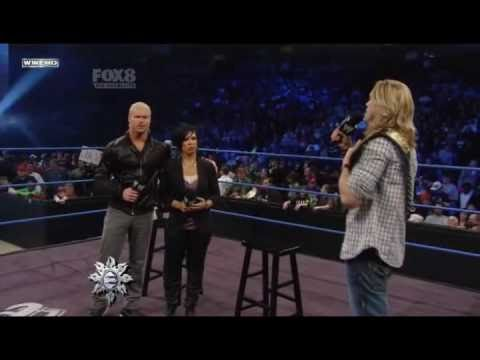 WWE Smackdown 01/14/11 - Edge's Cutting Edge with Dolph Ziggler