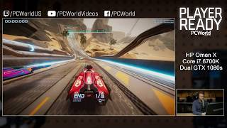 Trying out Antigraviator: A Wipeout/F-Zero style anti-gravity racer