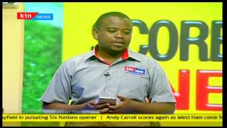 Scoreline: Unexpected loss against Russia by Kenya 7's rugby team
