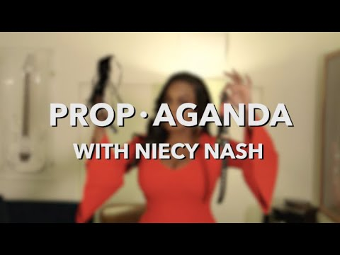 Late Show Prop-Aganda With Niecy Nash