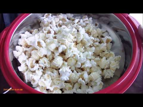 Download Anko popcorn maker unboxing and testing Mp4 HD Video and MP3
