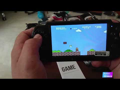 X9-S Handheld Retro Game console