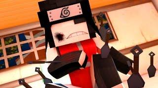 Minecraft: O Mundo Ninja (Naruto) - SARADA ESTÁ MORTA ??? #11
