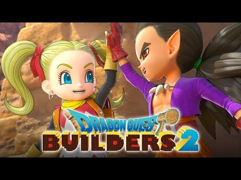"DRAGON QUEST BUILDERS 2 – ""Opening Movie"" (Girl Builder) thumbnail"