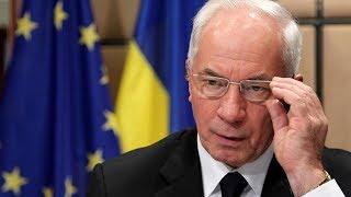 С клоунами нельзя было вести серьёзные переговоры — Азаров о лидерах «евромайдана»