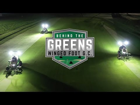 Behind the Greens: Winged Foot Golf Club
