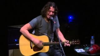 """Wide Awake"" Chris Cornell@Santander Performing Arts Center Reading, PA 11/22/13"