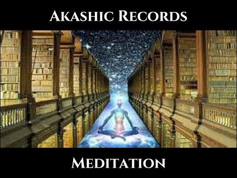 Access your Akashic Records Meditation
