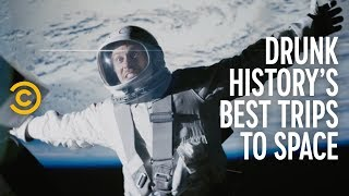 Raven-Symoné, Drunk History's Best Trips to Space (feat. Justin Long, Blake Anderson & Adam Devine)