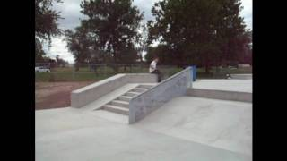 preview picture of video 'Saginaw Skate Park Session'