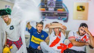 River vs Gimnasia (M) | REACCIONES PENALES - Copa Argentina 2019 |