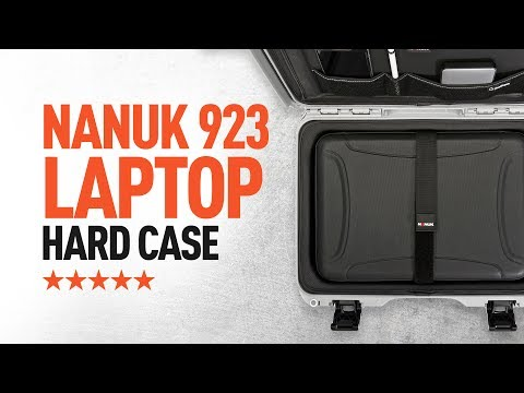 *NEW Ultimate Laptop Case! The NANUK 923 Laptop