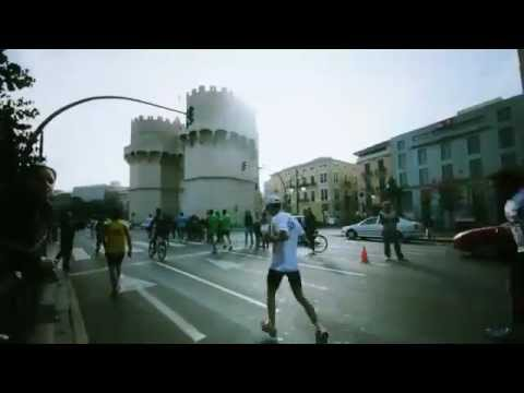 Preview video Maratona di Valencia 2012