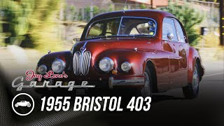 Enjoy Pastoral Smells In The 1955 Bristol 403 - Jay Leno's Garage by Jay Leno's Garage