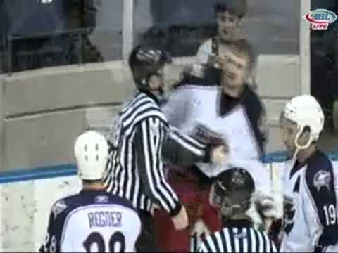 Nick Tarnasky vs. Dennis McCauley