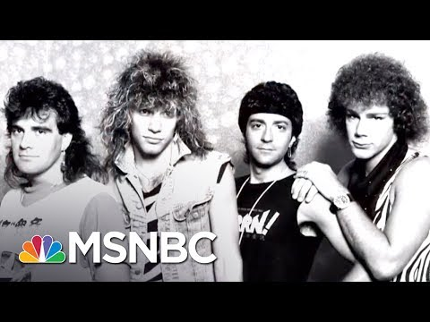 ICYMI: Chuck Rocks To News From The Music World | MTP Daily | MSNBC